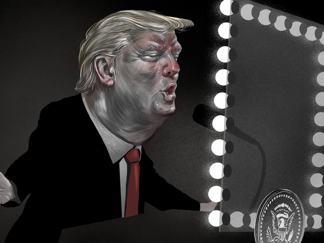 Is It Possible for the President to Look Less Like Shit? An Investigation