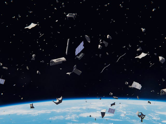 Earth's Low Orbit Needs Legal Protection Before It Becomes a Cosmic Junkyard