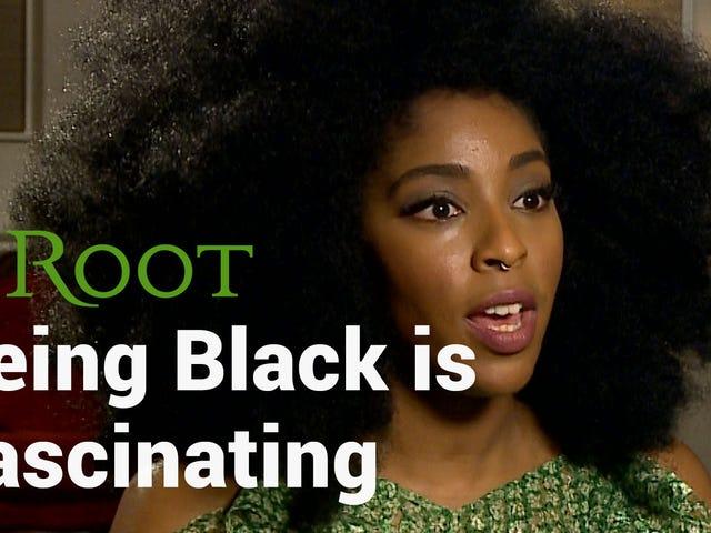 Watch: Jessica Williams dit qu'être noir est fascinant