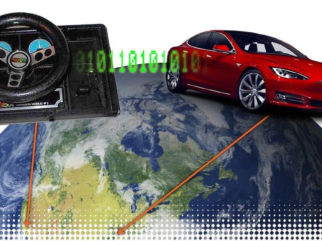 यहाँ स्वायत्त कारों की सबसे बड़ी समस्या को हल करने का तरीका बताया गया है