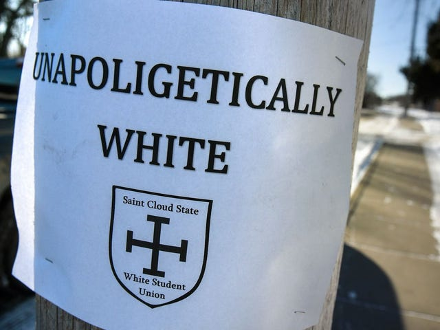 What the Hell Is 'Unapologetically White'?