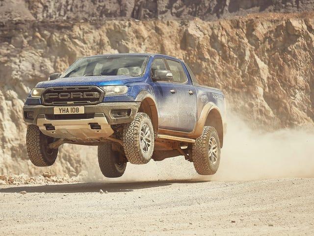 Raptor Ford Ranger 2019 Akan Ada Lagi Melompat Lebih Baik Secara Keseluruhan di Forza Horizon 4