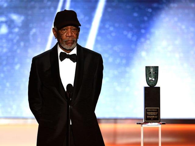 CNN on Morgan Freeman's Retraction Request: 'Enough Is Enough'