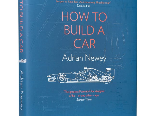 Just finished reading How to Build a Car by Adrian Newey