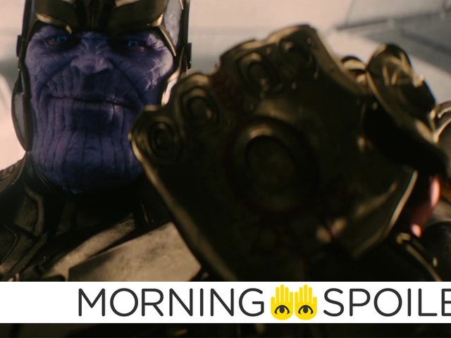 <i>Avengers: Infinity War</i> s&#39;attaquera au problème de la méchanceté de Marvel