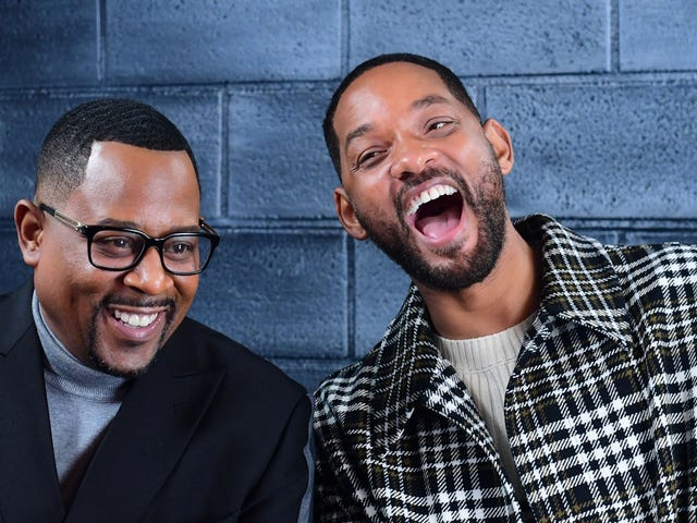 Comeback Kings: Will Smith and Martin Lawrence's Bad Boys for Life Breaks Box Office Record With $100 Million Opening