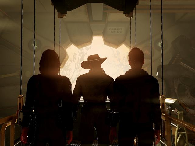 Fallout 76 piilottaa mielenkiintoisimman Lorensa jyrkän taistelu Royale -hiomakoneen taakse