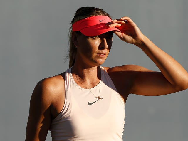 Maria Sharapova Gets U.S. Open Wild Card, Will Play First Grand Slam Since 15-Month Doping Ban