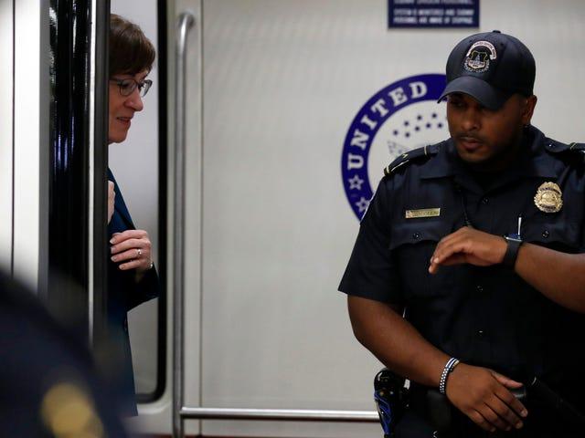Capitol Police Arrest Intern Over Doxing of U.S. Senators