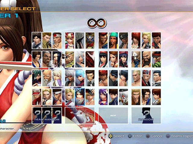 <i>The King Of Fighters</i> Ay Bumalik, Minus Ang 2D Kagandahan