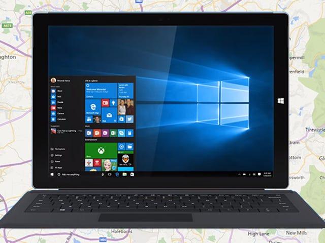 Sử dụng Công cụ Tìm thiết bị mới của tôi để theo dõi máy tính xách tay Windows 10 của bạn