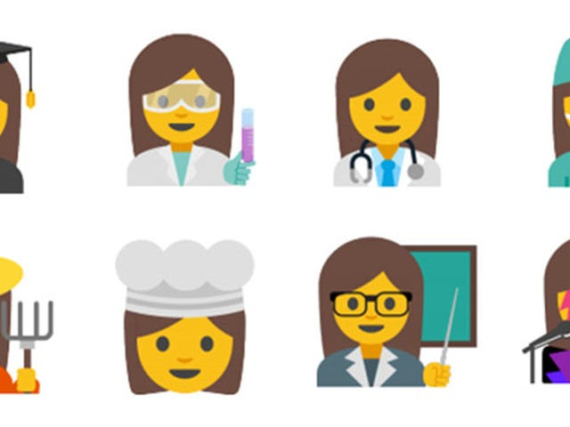 These Planned New Emoji Were Designed to Empower Women