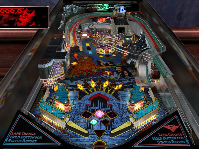 Down The Drain - Pinball Arcade's Tables Through The Ages: The 90's (Williams part 2)