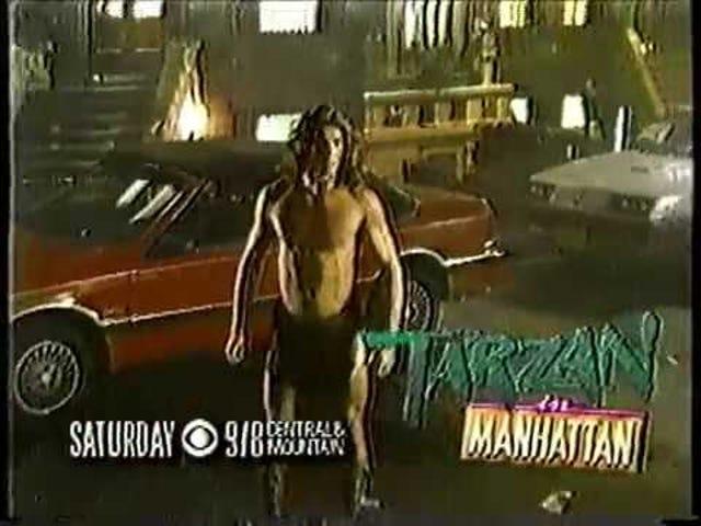 Tarzan en manhattan