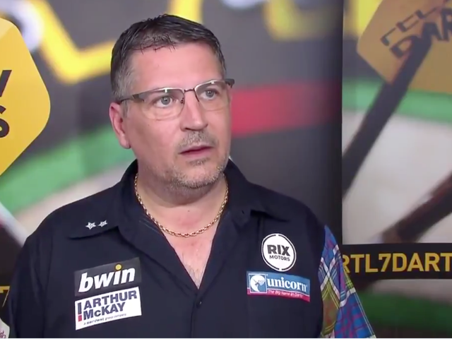Farting Controversy Clouds Grand Slam Of Darts Quarterfinal