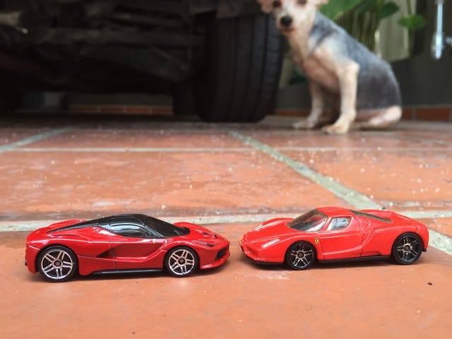Scuderia Κυριακή: Enzo Ferrari και LaFerrari