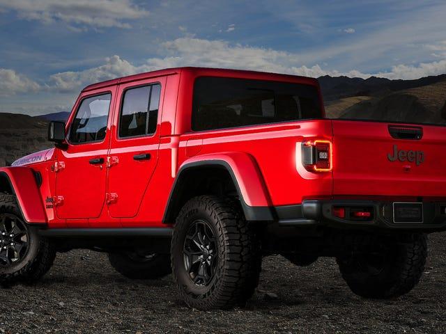 Jeep Will ใช้พลังงานไฟฟ้าทั้งหมดในปี 2022 สร้างยานพาหนะ 'On-Road': รายงาน