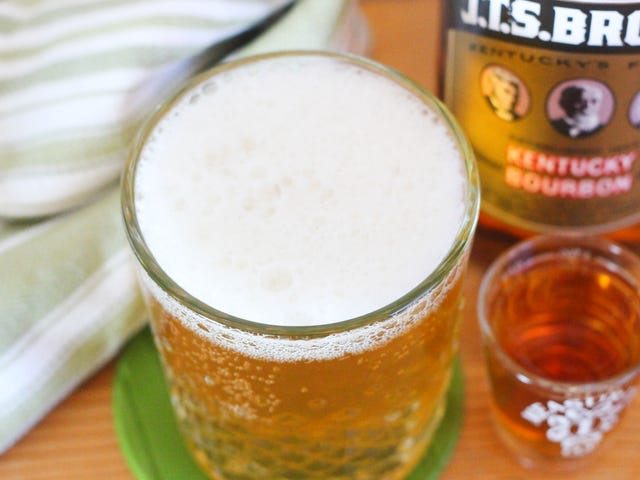 Kick Off Labor Day Weekend With a Boilermaker