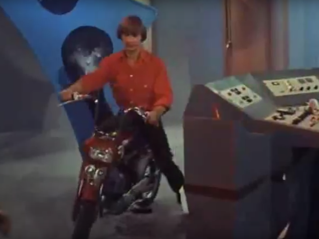 What's this Monkee Minibike?