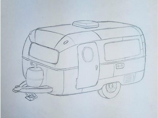 Been practicing my sketching