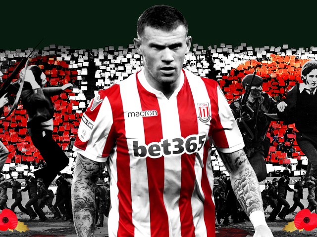 James McClean's Refusal To Wear The Poppy Has Made Him The Most Hated Man In English Soccer