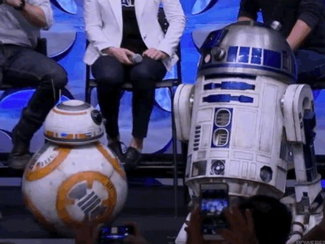Отже, як працює BB-8?