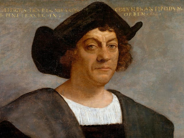 The Real History of Columbus Day