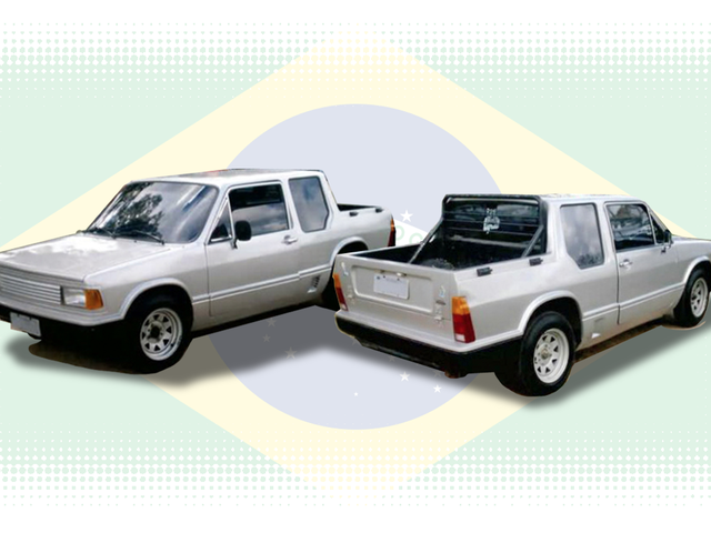It's Time to Learn About Another Really Obscure Air-Cooled Volkswagen-Based Something
