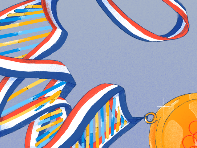 Η αναζήτηση για το γονίδιο του Ολυμπίου