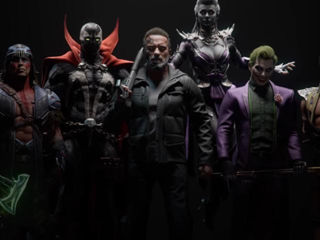 Mortal Kombat 11 revela nuevos luchadores, incluidos Terminator y Joker