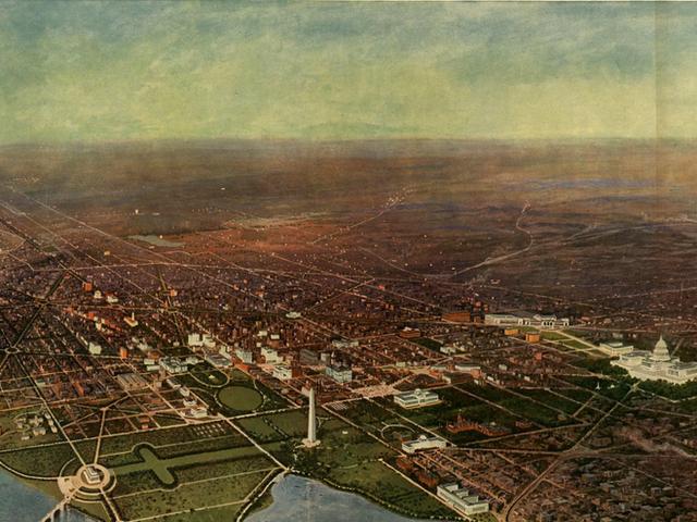 13 Bản đồ toàn cảnh tuyệt đẹp được vẽ từ lâu trước khi các vệ tinh thậm chí còn tồn tại