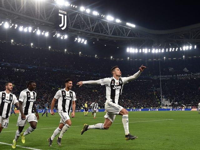 Cristiano Ronaldo ja Juventus saivat juuri sitä, mitä he etsivät