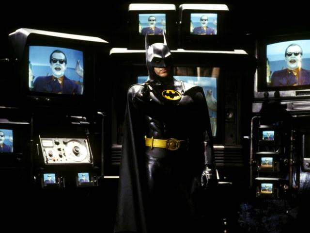 Cómo los Happy Meal de McDonald'sin akvaarioon Batman de Tim Burtonissa