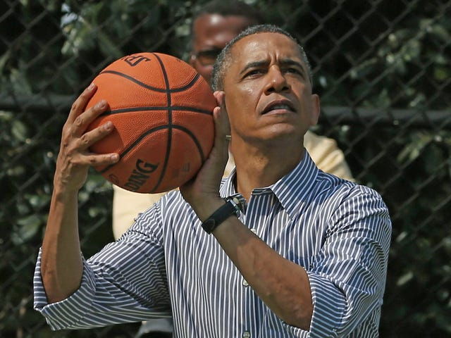 NBA, FIBA, and Our Forever President Barack Obama Are Joining Forces to Launch Basketball Africa League