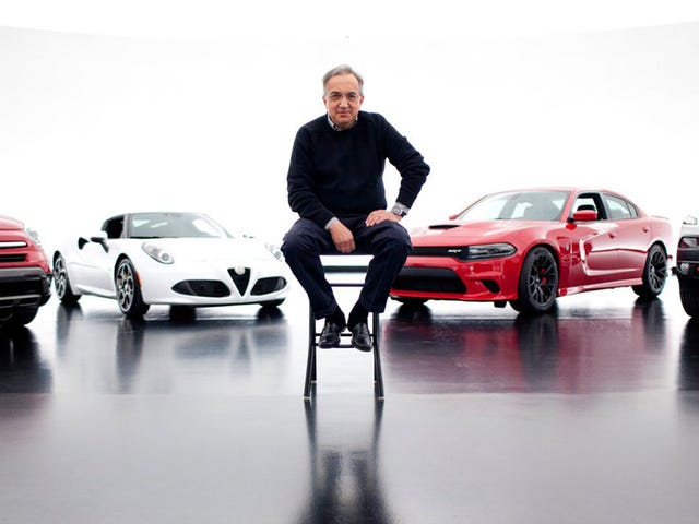 In respects to Mister Marchionne...