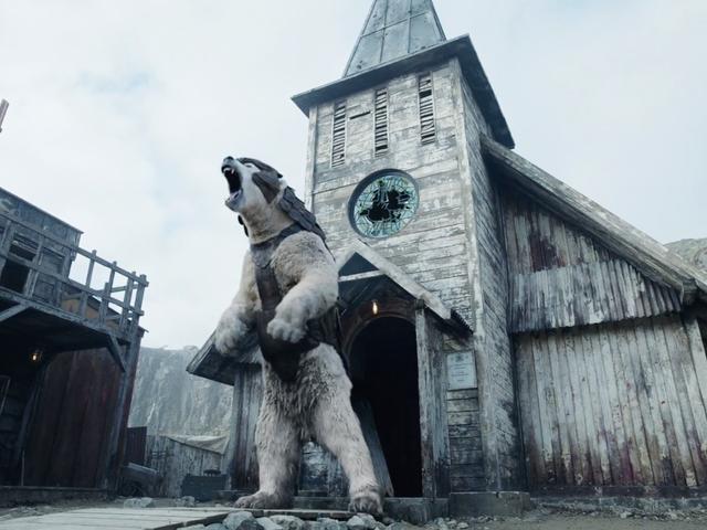 누구나 곰을 본 적이 있습니까?!