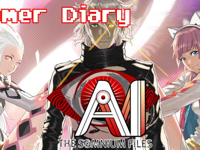 Дневник геймера: файлы Ai Somnium
