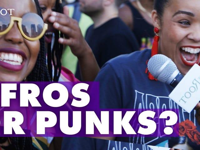 AfroPunk Trivia: At adskille Afros fra Punks