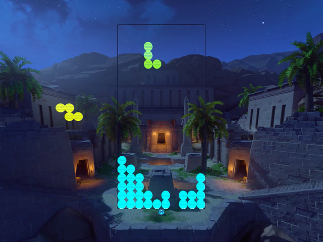 Love To Log Into Overwatch And Play Some Tetris