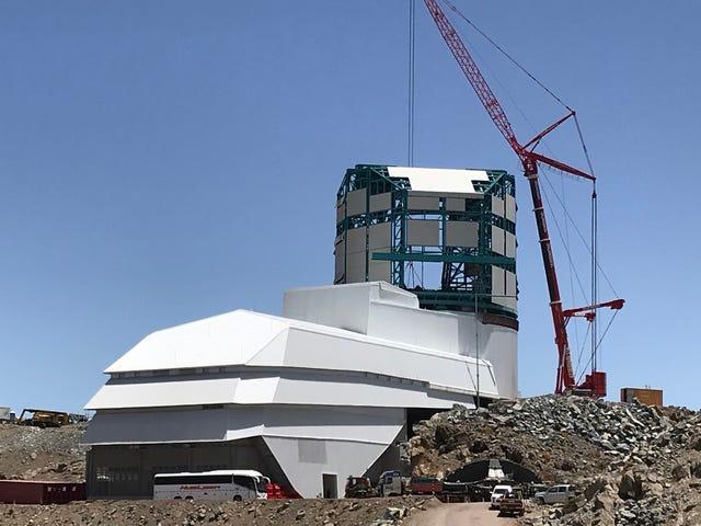 Onderzoek suggereert dat een krachtige nieuwe telescoop op het punt staat geschroefd te worden door Elon Musks Starlink-sterrenbeeld