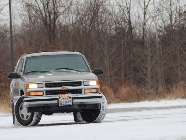Show Us Pictures Of Your Car In The Snow