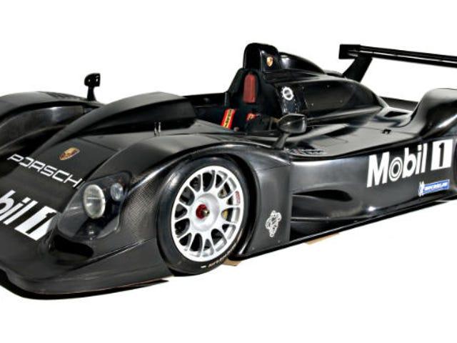 Đây là chiếc xe Le Mans bí mật của Porsche 16 năm sau khi được giấu khỏi thế giới