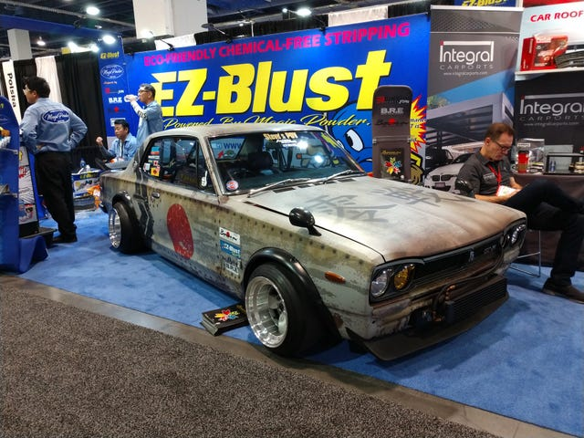 SEMA Day 3 - You don't know what to expect.