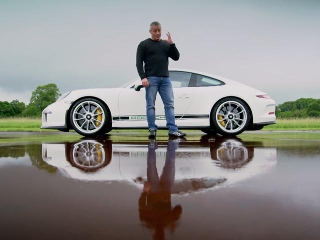 <em>Top Gear</em> Matt LeBlanc του <em>Top Gear</em> έχει απόψεις για το Porsche 911 R