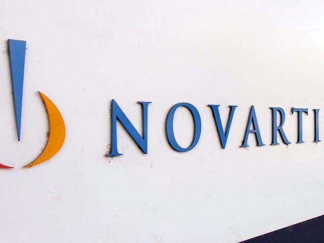 诺华成为最新的制药公司放弃抗生素研究