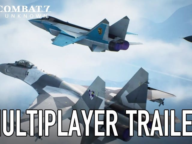 Meet the worst idea you'll see yet: professional Ace Combat 7 multiplayer