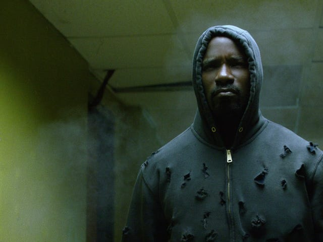 Why Luke Cage Is The Hero Black America Needs Right Now