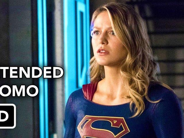 "Supergirl 3x15 ""A la recherche du temps perdu"" Thread Reaction"