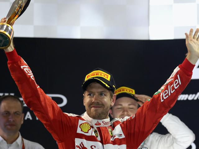 Sebastian Vettel sceglie solo la Coppa delle Nazioni perché è Sebastian Vettel