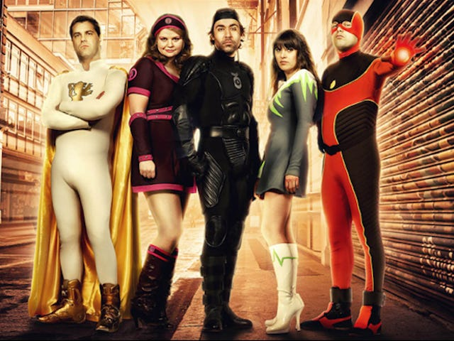 There's Never Going to Be Another Superhero TV Show Quite Like No Heroics